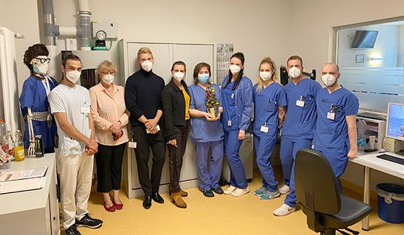 Bild 3 Tag der Pflege im Krankenhaus