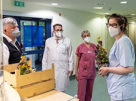 Bild 1 Tag der Pflege im Krankenhaus