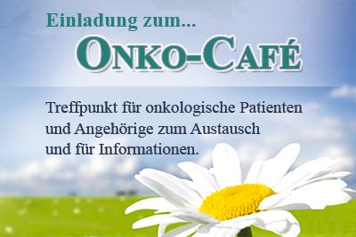 Bild Onko-Café - Gesprächs- und Informationsrunde für Krebspatienten (Strausberg)